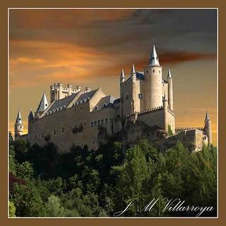 Alcázar of Segovia, Spain - 01ss