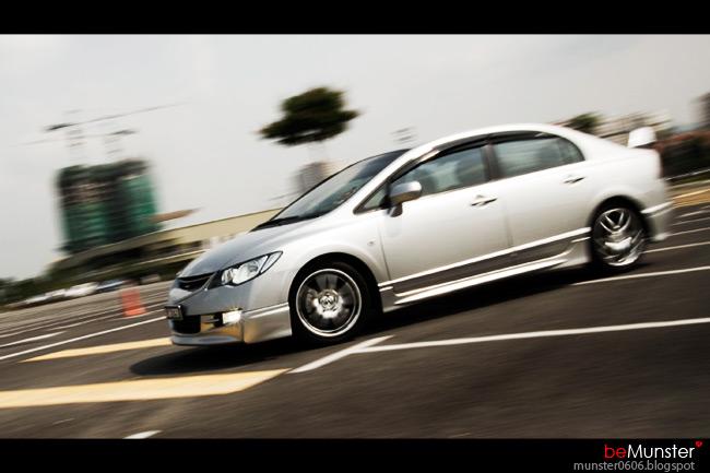 Honda Civic Mugen 12