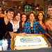 David Henrie,Selena Gomez,Jennifer Stone,Jake T. Austin, Maria Canals Barrera, David Deluise-The Wizards Of Waverly Place;