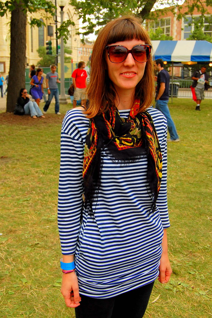 Pitchfork Music Festival Fashion Chicago Street Style