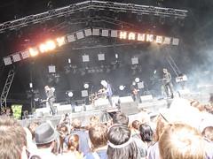 Lovebox Weekender (russelljsmith) Tags: uk friends england music london festival rock fun lights concert victoriapark europe singing stage gig listening drinks drunks instruments 2009 lovebox loveboxweekender ladyhawke 77285mm loveboxweekender2009 lovebox2009 lastfm:event=861454