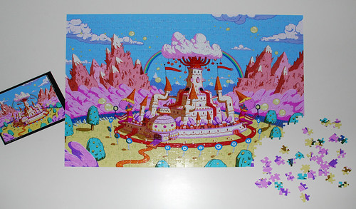 Adventure Time Jigsaw Puzzle