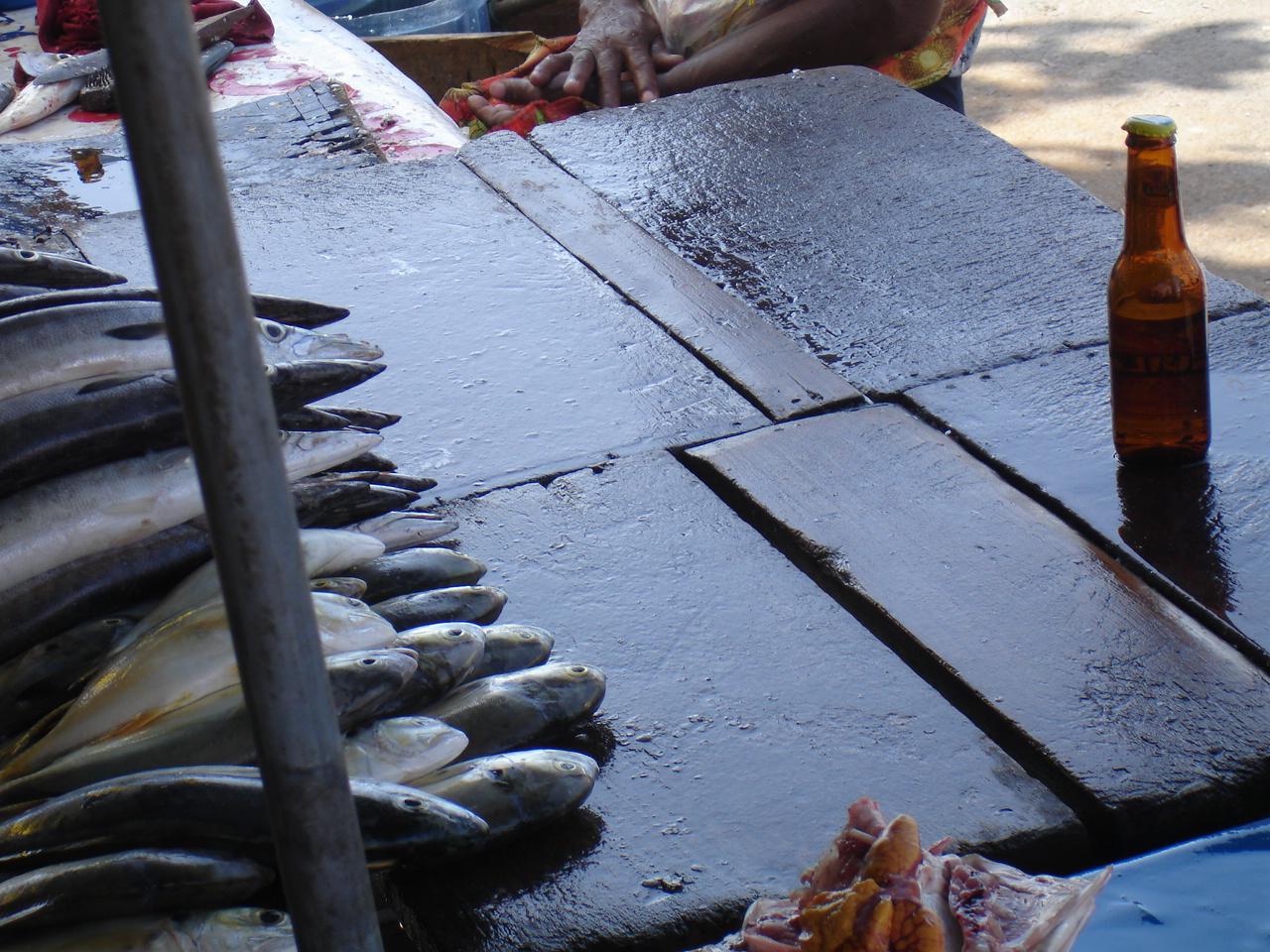 Mercado De Basurto - Cartagena