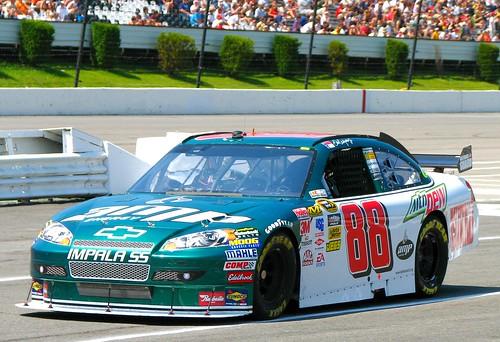 2009 Pocono 500 NASCAR Dale Earnhardt Jr.