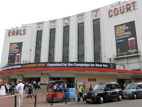 Great British Beer Festival - Earls Court