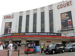 Earls Court Exhibition Center