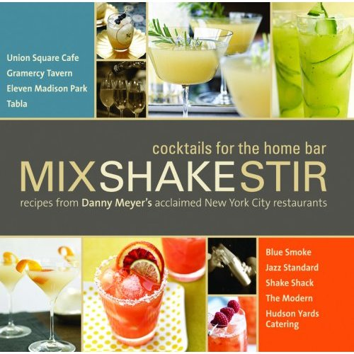danny meyer's mix shake stir