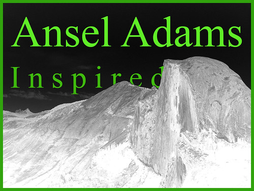 captures the spirit of ansel adams ansel adams inspired