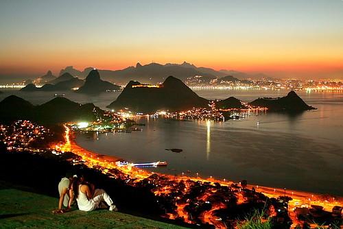 Morro da Viração - Parque da Cidade - Niterói - Rio de Janeiro - Brasil