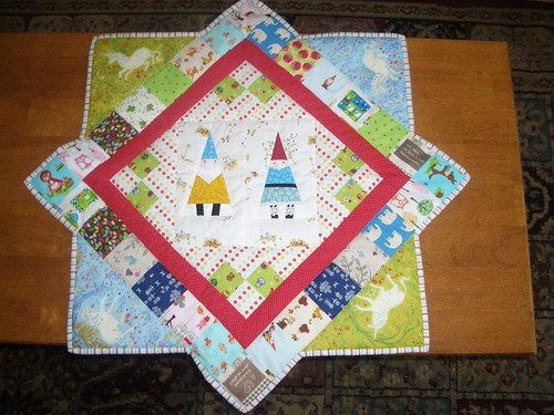 Doll Quilt Swap 7 005