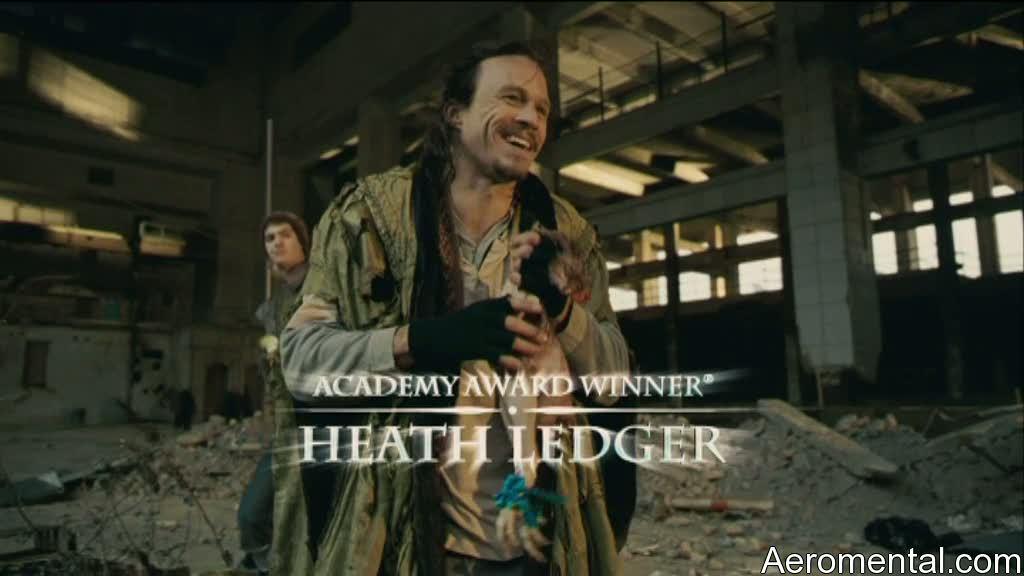 Parnassus Heath Ledger como Tony