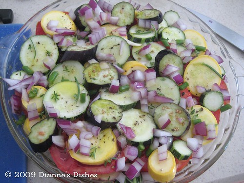 Better Bites: Dianne's Take On Ratatouille: Ready to Bake