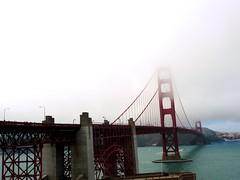 fog on the bridge (MariannaBolognesi) Tags: california fog america golden bay gate san francisco frisco