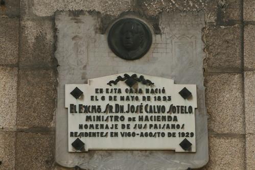 Casa natal de José Calvo Sotelo par Contando Estrelas