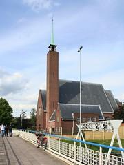 St. Anna Kerk by drooderfiets