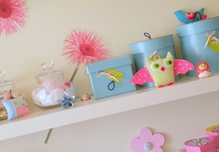 ;o) (BijouxKa) Tags: new pink blue white house green me colors handmade pastel room craft escritrio atelier corners forniture craftroom bijouxka