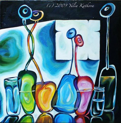 Crazy Bottles 03