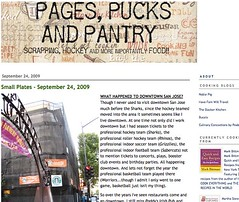 Pages, Pucks, and Pantry