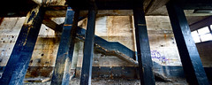 v1 (Peopleinpixels - Alfonso Batalla) Tags: espaa la spain decay asturias abandonos industrialruins abandonments fertilizers