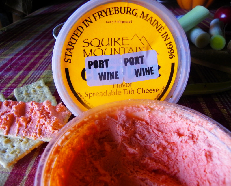 Port Wine Cheddar