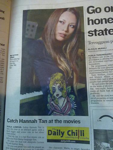 Hannah Tan - The Star