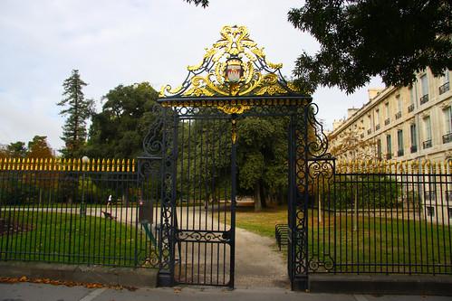 Bordeaux City Park