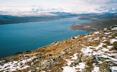 Kilpisjärvi (immu) Tags: mountain snow mountains finland landscape sweden lappland lapland saana tunturi kilpisjärvi