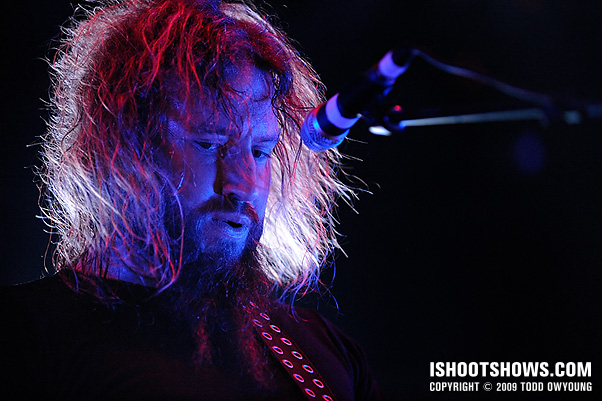 Concert Photos: Mastodon 2009