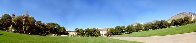 Utah State University -- The Quad