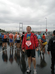 At the start in the rain (Kuzguncuk, Istanbul, Turkey) Photo