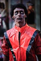 Thriller (Samuel Gardiner) Tags: urban blood zombie walk brisbane brains fundraiser zombiewalk