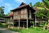 Perak Traditional House (The JASS) Tags: house traditional d70s malaysia lama rumah banding tasik perak warisan belum gerik jasni