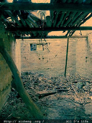 西厢房内部
