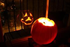 abby's goon-like pumpkin