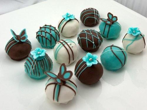 piramit pasta topları