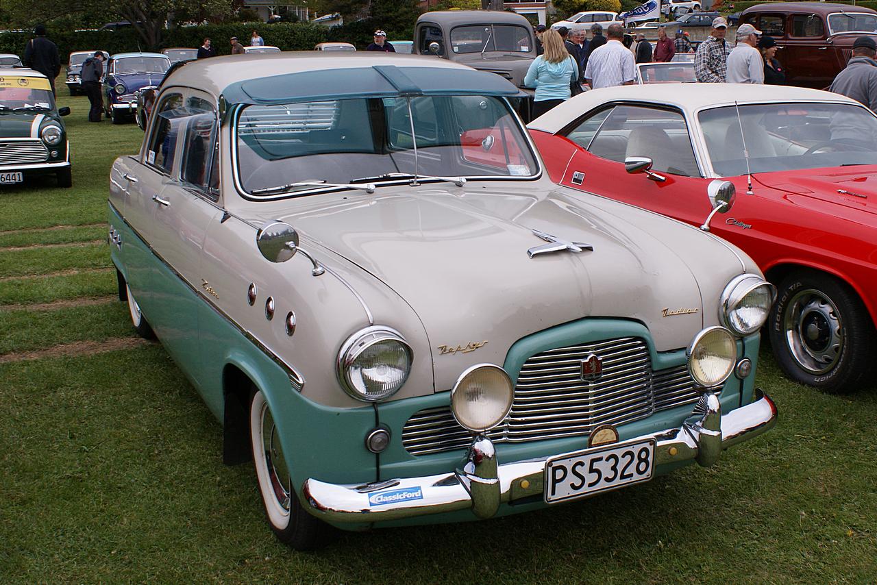 1955 Ford Zodiac. go back