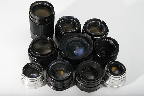 Russian Lenses