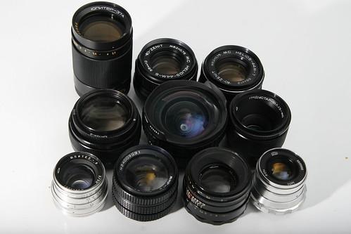 Russian Lenses
