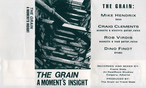 The Grain - A Moment's Insight