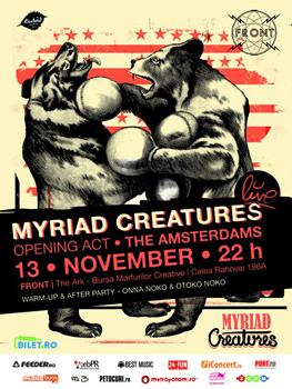 Myriad Creatures