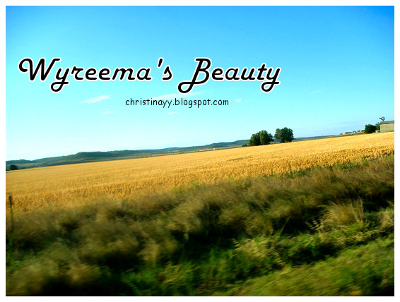Toowoomba to Texas: Wyreema