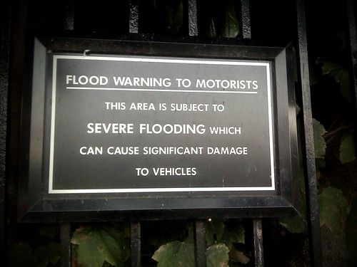 Motorists: be warned!