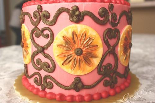 Macie's Birthday Cake