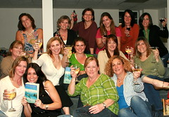 Front Row (l-r) Krista, Stacey, Kathy, Rosemary. Middle Row (l-r) Lisa, Ilda, Leslie, Christine, Chris. Top Row (l-r) Mary, Carolyn, Maria, Karyn, Daryl and Donna.