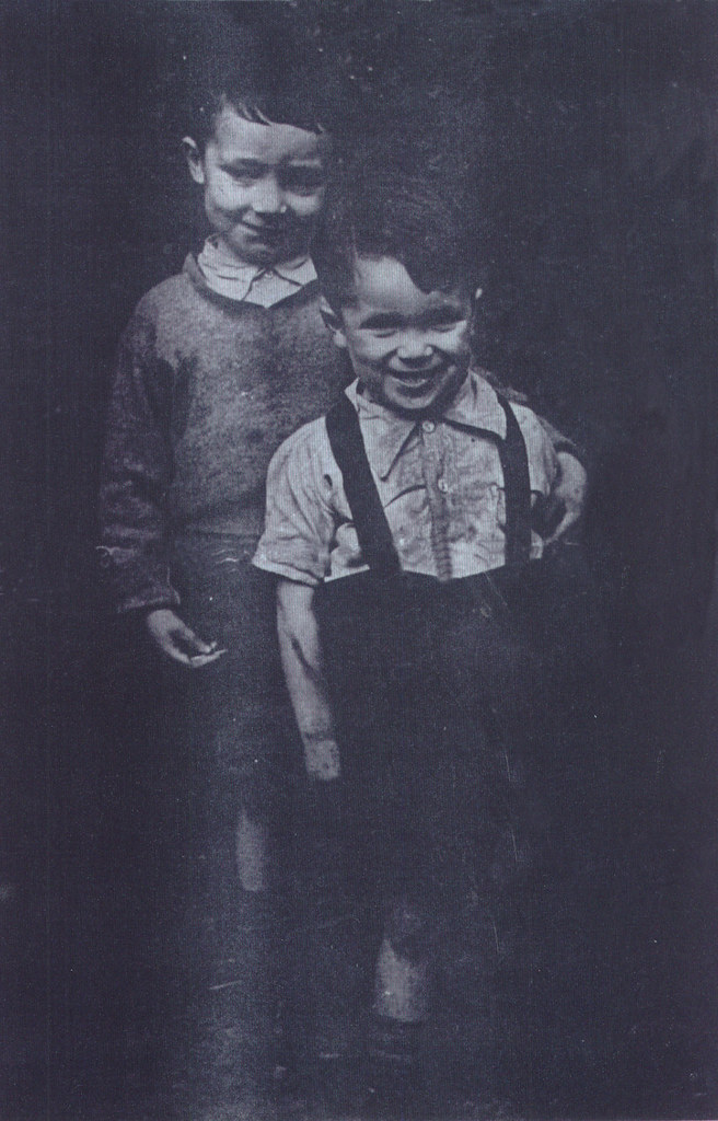 Michael & Samuel Derrick, 1951