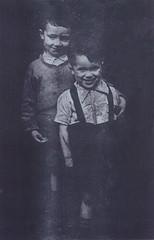 Image titled Michael & Samuel Derrick, 1951