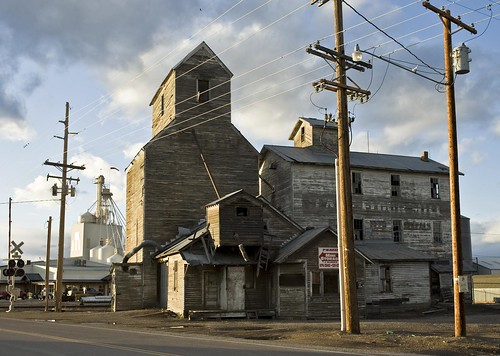 The Lake Flour Mill; Photo By Rollo Scott