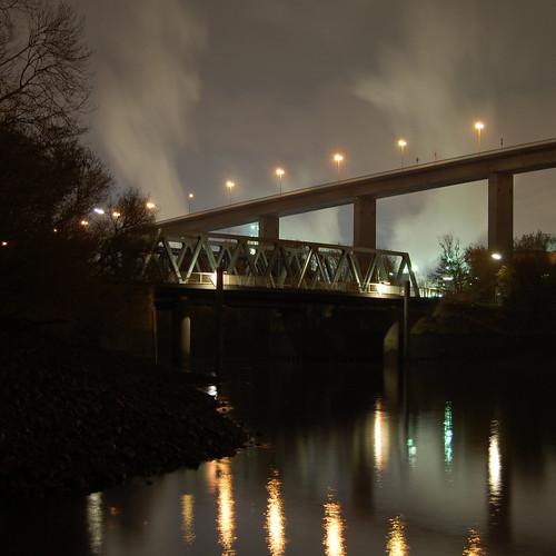 Brücke über Brücke