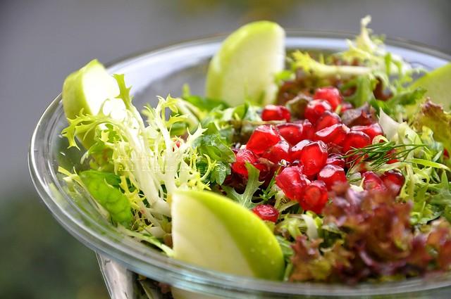 Detoks Salatası