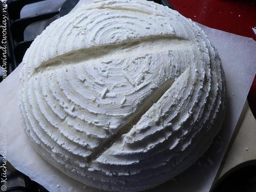 Anfängerbrot - Brot aus Grundteig 001